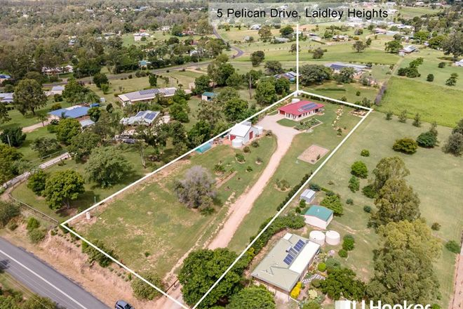 Picture of 5 Pelican Drive, LAIDLEY HEIGHTS QLD 4341