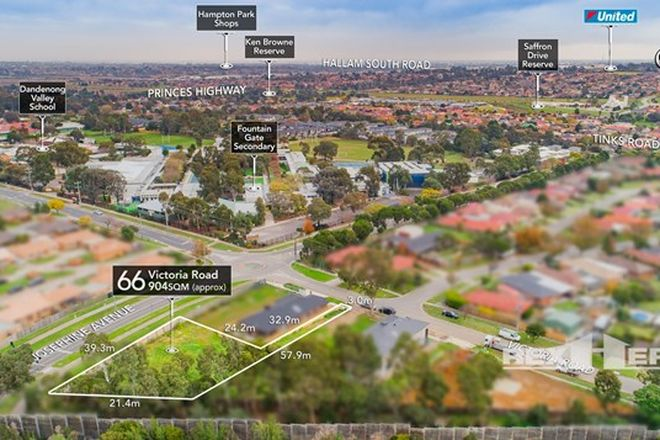 Picture of 66 Victoria Road, NARRE WARREN VIC 3805