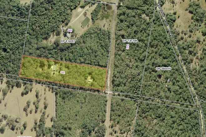 Picture of 1418 Wattley Hill Road, BUNGWAHL NSW 2423
