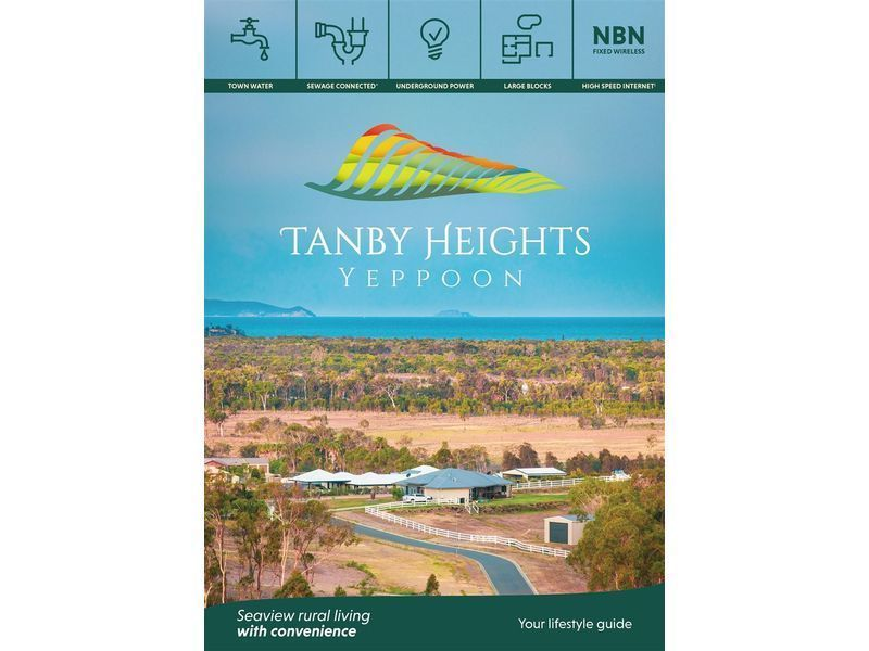 (Lot 3) 30 Trade Wind Drive, Tanby QLD 4703, Image 2