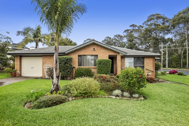 Picture of 6 Surf Beach Avenue, SURF BEACH NSW 2536