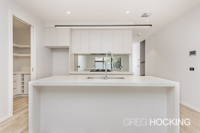 Picture of 3/43 Park Crescent, WILLIAMSTOWN NORTH VIC 3016