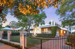 Picture of 20 Brown Street, Claremont WA 6010