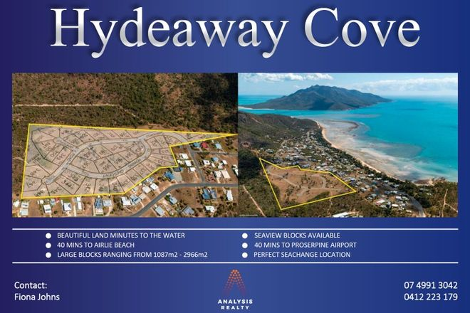 Picture of HIDEAWAY BAY, QLD 4800