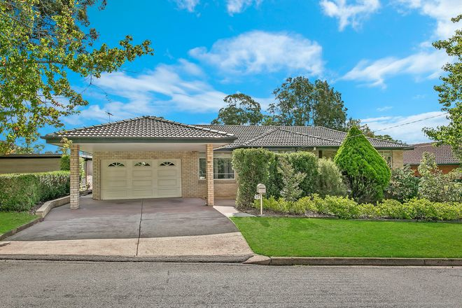 Picture of 17 Coolong Street, CASTLE HILL NSW 2154
