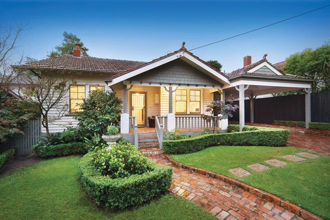 Picture of 37 Doonkuna Avenue, CAMBERWELL VIC 3124