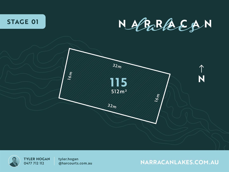 Lot 115 Narracan Lakes, Newborough VIC 3825, Image 0
