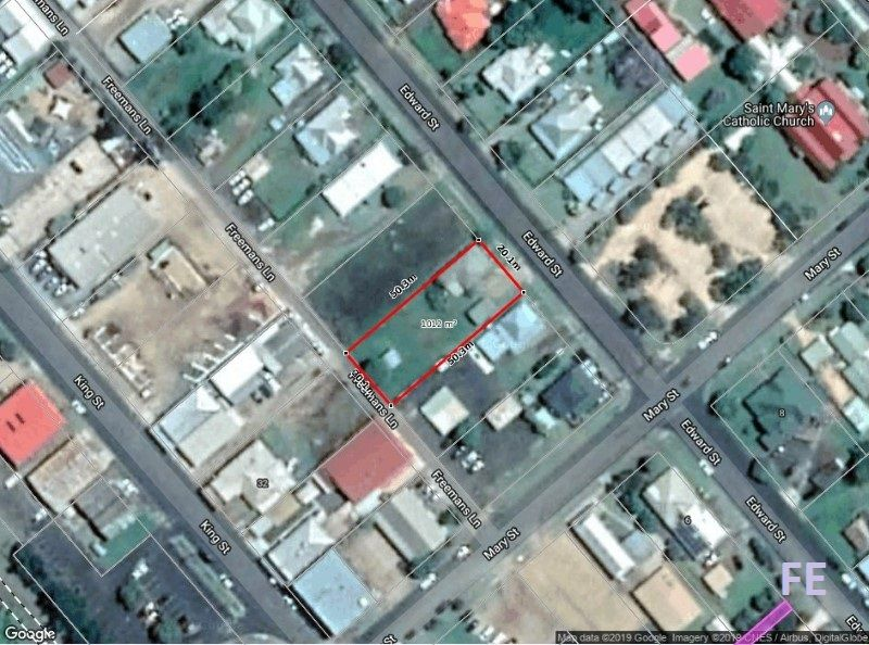 Lots 18,19&20 Edward Street, Kingaroy QLD 4610, Image 2