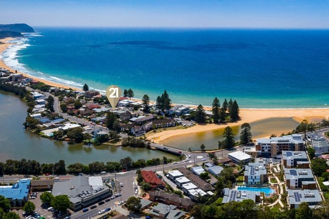 Picture of 2/14 Pacific Street, WAMBERAL NSW 2260