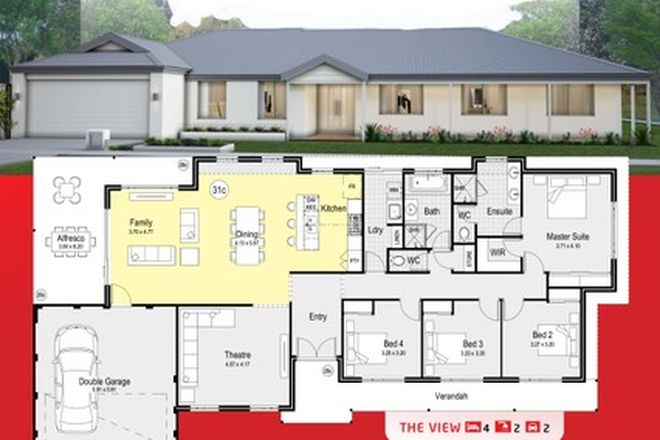 Picture of 4009 Scaffidi Place, DONNYBROOK WA 6239