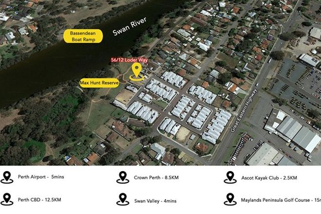 Picture of Lot 56/12 Loder Way, SOUTH GUILDFORD WA 6055
