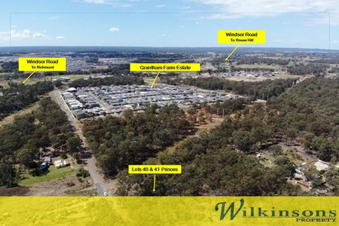 Picture of 40 and 41/10/1480 Princes Street, RIVERSTONE NSW 2765