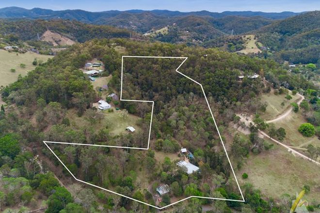 Picture of 115 Carbine Road, UPPER BROOKFIELD QLD 4069