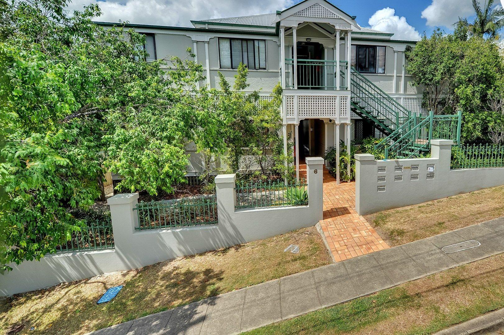 4/6 Rochester Terrace, Kelvin Grove QLD 4059, Image 0