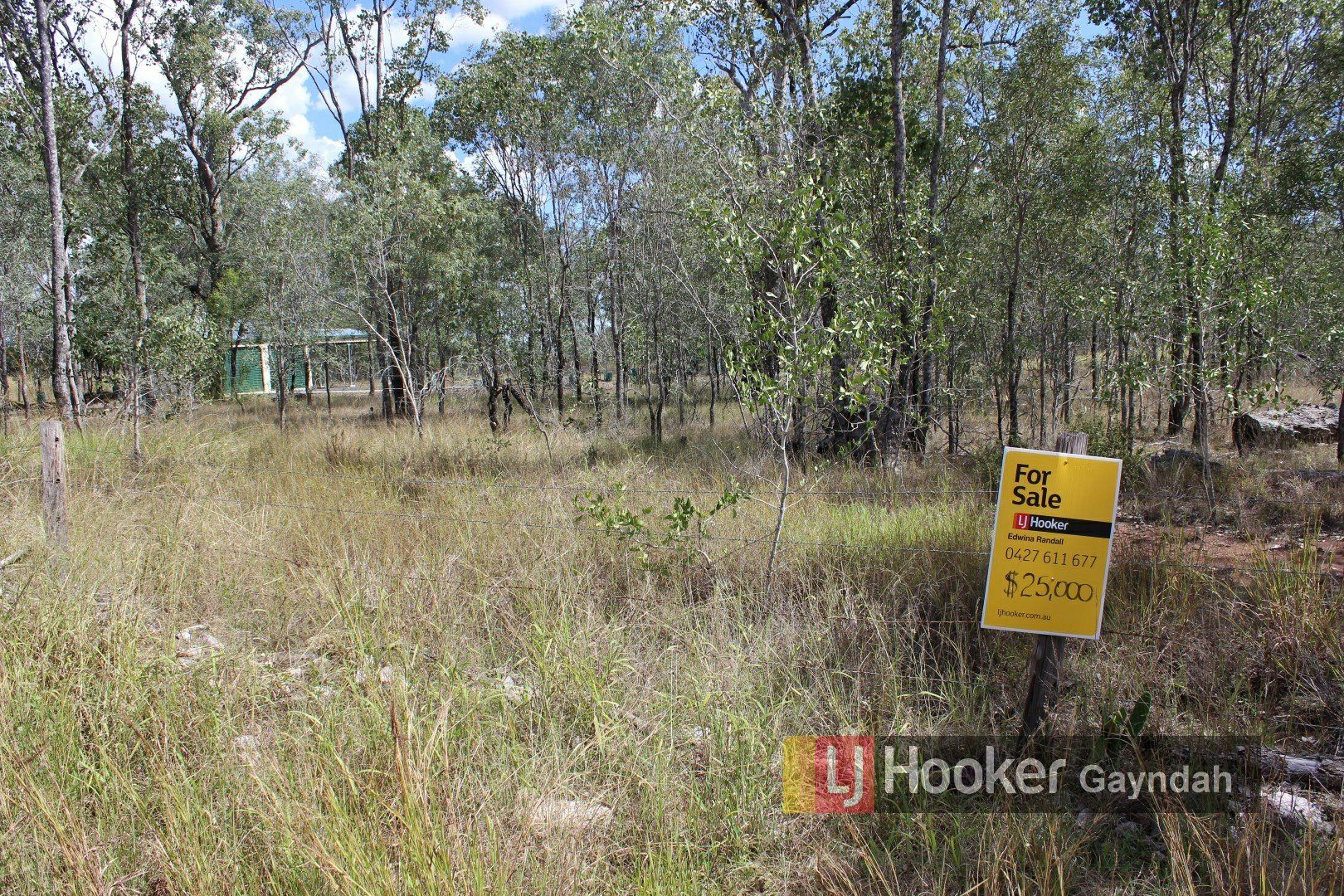 Lot 31 King George Ave, Byrnestown QLD 4625, Image 2