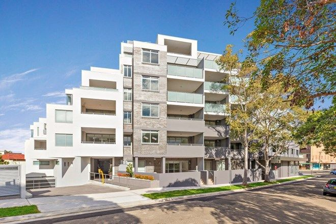 Picture of 404/34 Willee Street, BURWOOD NSW 2134
