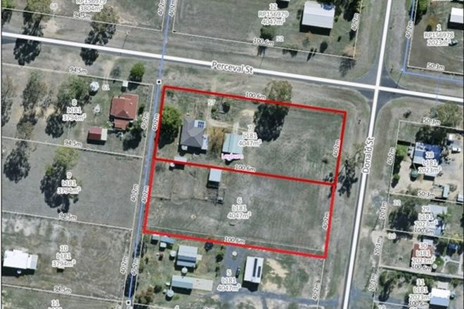 Picture of 57 Perceval Street, LEYBURN QLD 4365