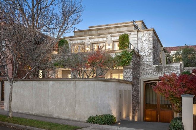Picture of Penthouse, 64 Mathoura Road, TOORAK VIC 3142