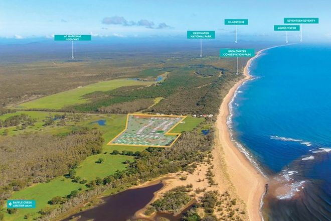 Picture of 66-72 Rules Beach Road, RULES BEACH QLD 4674
