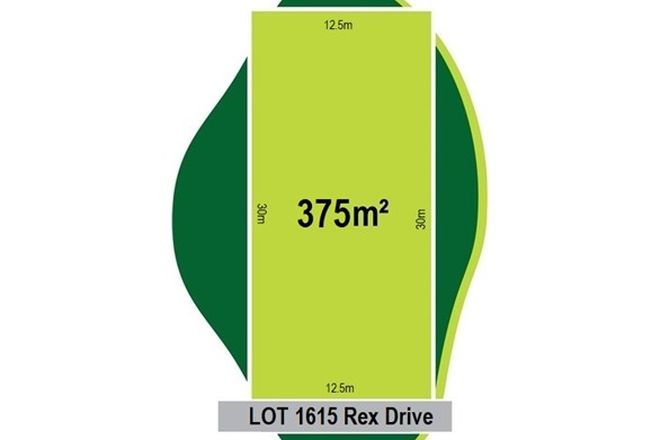 Picture of Lot 1615 Rex Drive, THORNHILL PARK VIC 3335