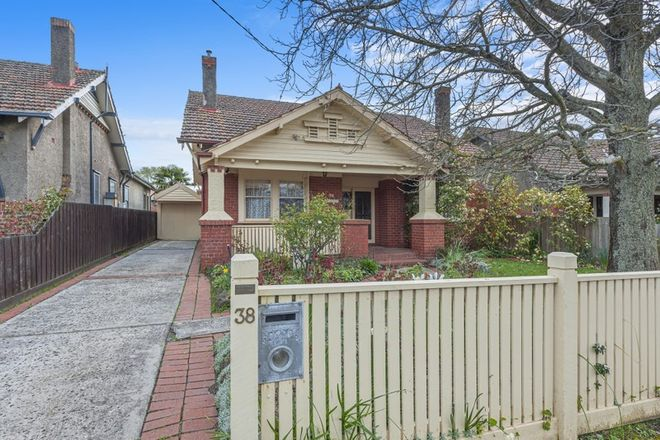 Picture of 38 Victoria Ave, LAKE WENDOUREE VIC 3350