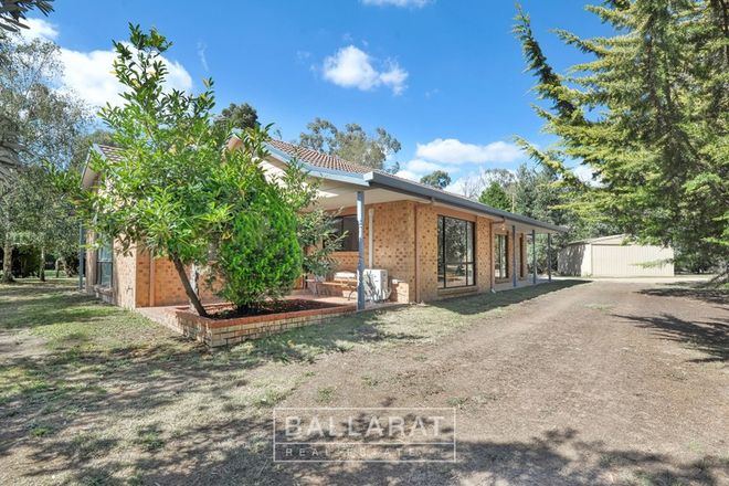 Picture of 380 Sawmill Road, SPRINGMOUNT VIC 3364