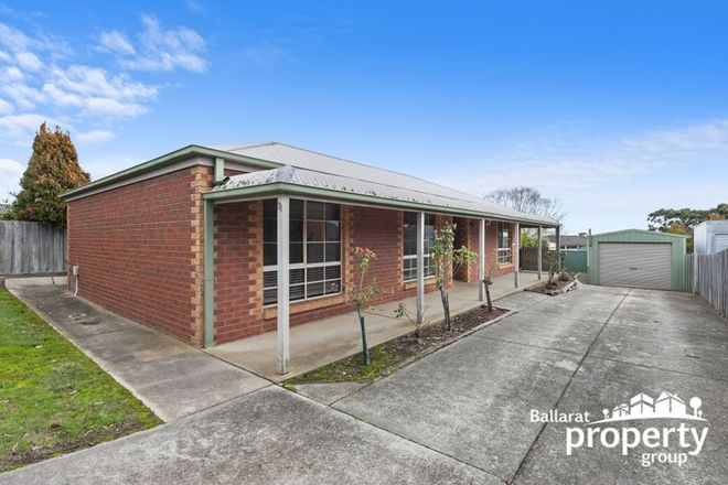 Picture of 31 Cochrane Court, INVERMAY PARK VIC 3350