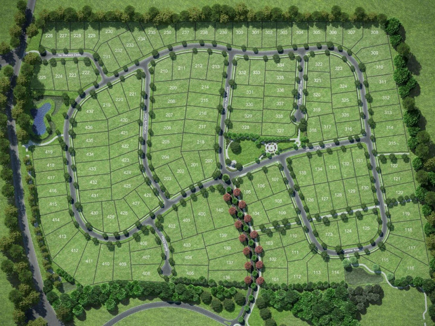 lot 322/1325 Old South Road, Bowral NSW 2576, Image 2