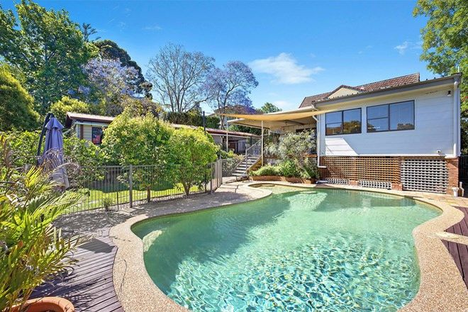 Picture of 46 Kooloona Crescent, WEST PYMBLE NSW 2073