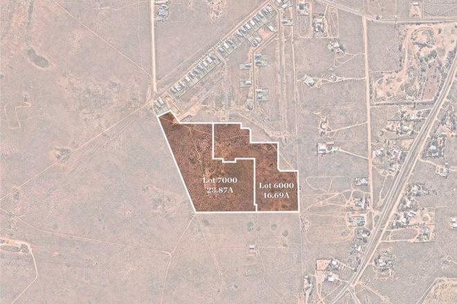Picture of 6000-700/6000 Shirley Street, PORT AUGUSTA WEST SA 5700