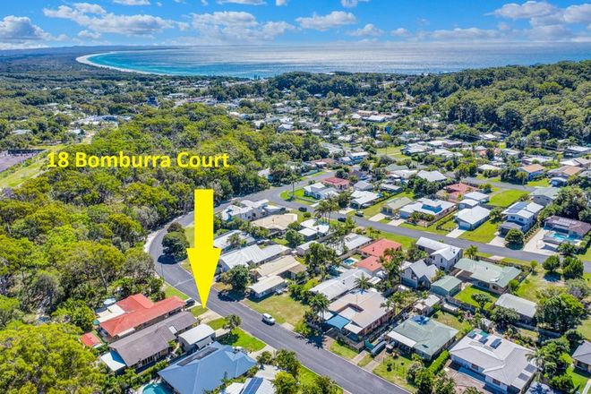 Picture of 18 Bomburra Ct, RAINBOW BEACH QLD 4581