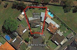 35 Wall Avenue, Panania NSW 2213