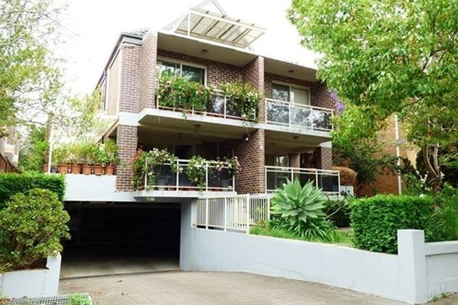 Picture of 5/4 Burlington Road, HOMEBUSH NSW 2140