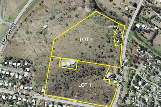 Picture of 97-113 (Cnr of Reservoir St) Old Capricorn Highway, GRACEMERE QLD 4702