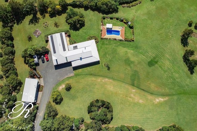 Picture of 55 Fairbairns Road, FORBESDALE NSW 2422