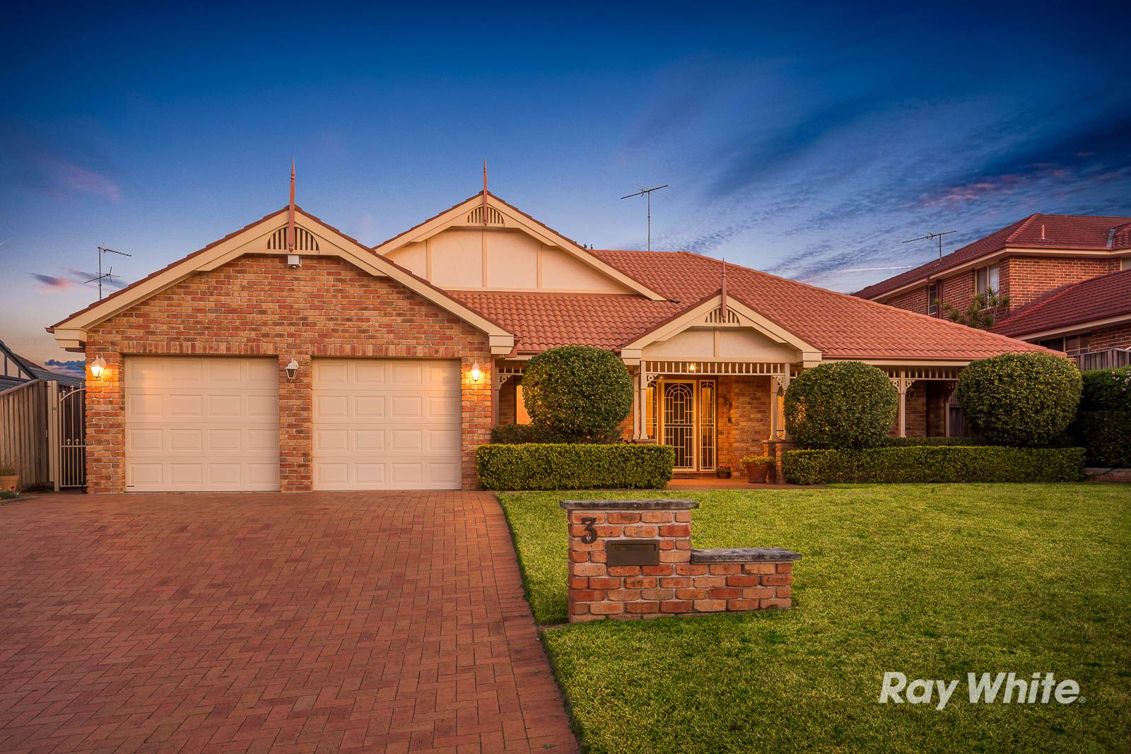 3 Brooke Ave, Castle Hill NSW 2154, Image 0