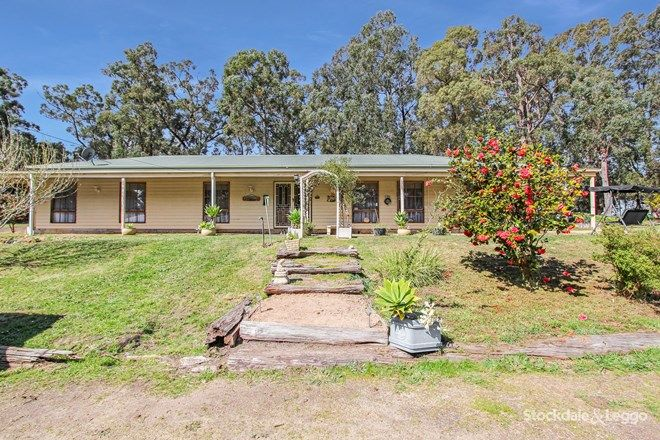 Picture of 190 Barktown Road, BOOLARRA VIC 3870