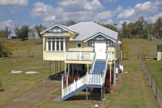 Picture of 2205 Cecil Plains  Rd, BIDDESTON QLD 4401