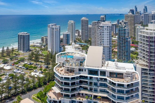 Picture of 94/22 Montgomery Avenue, MAIN BEACH QLD 4217