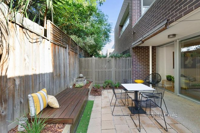 Picture of 3/63 Stawell Street, RICHMOND VIC 3121