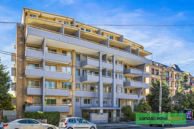 Picture of 11/403-409 Liverpool Road, ASHFIELD NSW 2131