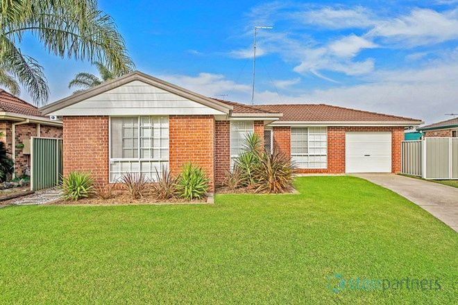 Picture of 25 Carvossa Place, BLIGH PARK NSW 2756