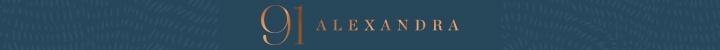 Branding for 91 Alexandra