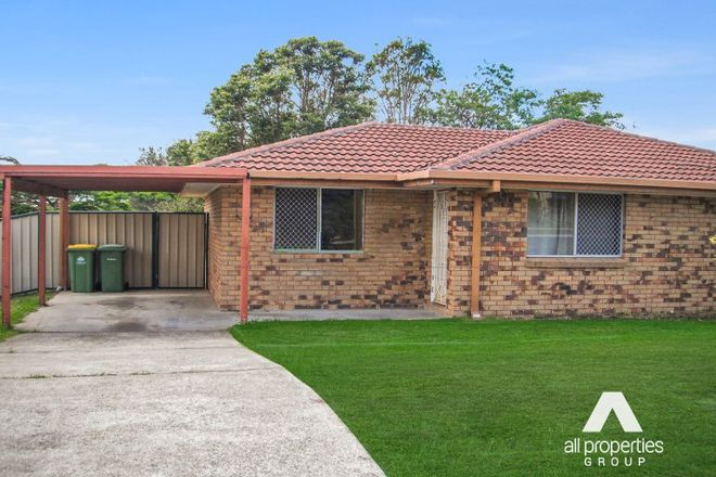 Picture of 14 Kensington Street, BROWNS PLAINS QLD 4118