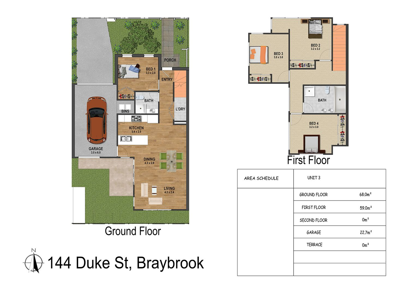 2, 3 & 4/144 Duke Street, Braybrook VIC 3019, Image 2