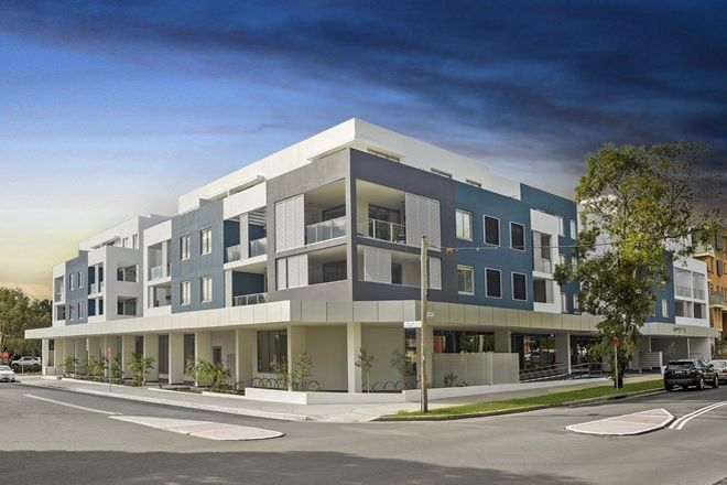 Picture of 19/23-27 Paton Street, MERRYLANDS NSW 2160