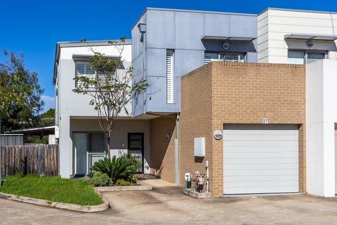 Picture of 27/23 Watkins Street, BAULKHAM HILLS NSW 2153