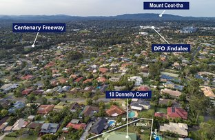 Picture of 18 Donnelly Court, Sinnamon Park QLD 4073