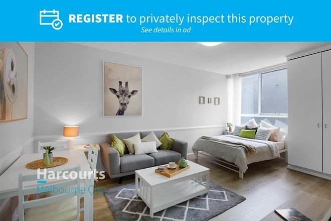 Picture of 102/25 Hotham Street, EAST MELBOURNE VIC 3002