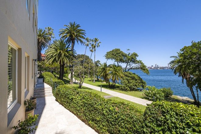 Picture of 2/4 Milson Road, CREMORNE POINT NSW 2090